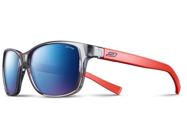 Julbo Powell Spectron 3 Gafas de Sol, rojo/gris